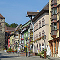 Historical Old Town Rottweil Germany by Matthias Hauser