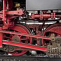 Historical Steam Train by Heiko Koehrer-Wagner