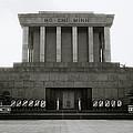 Ho Chi Minh Mausoleum by Shaun Higson