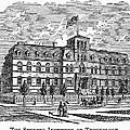 Hoboken: College, 1878 by Granger