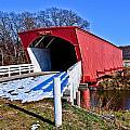 Hogback Covered Bridge by Julio n Brenda JnB