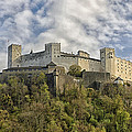Hohensalzburg Castle by Lauri Novak