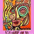 Hole In My Head - Yiddish by Sandra Silberzweig