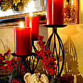 Holiday Candles Hcp by Jim Brage