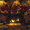 Holiday Hearth by Sally Weigand