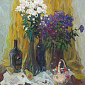 Holiday Still Life by Juliya Zhukova