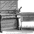 Hollerith Tabulator, 1890 by Granger