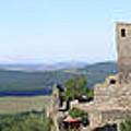 Holloko Castle Hungary by Attila Dancsak