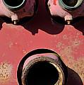 Hollow Face by Luke Moore