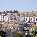 Hollywood Sign Photo by Paul Velgos