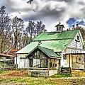 Holmes County Farm by Tom Schmidt