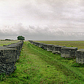 Holy Island Barriers by Jan W Faul