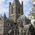 Holy Trinity Cathedral Dublin by Christiane Schulze Art And Photography