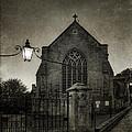 Holy Trinity Church Bradford On Avon England by Ann Garrett