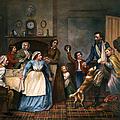 Home Again, 1866 by Granger