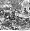 Home Industry, 1871 by Granger