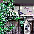 Home Sweet Home 1 by Joyce Dickens