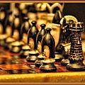Homemade Chess by Sheri Bartoszek