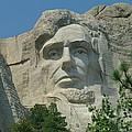 Honest Abe In Stone by Jeff Swan