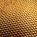 Honey Bee Eye by Raul Gonzalez Perez