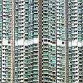 Hong Kong Residential Building by Valentino Visentini