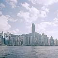 Hong Kong Skyline by Shaun Higson