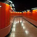 Hong Kong Subway by Stuart Row