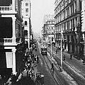 Hong Kong Vintage Street Scene - C 1913 by International  Images