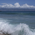 Honokohau Aloalo Aheahe D T Fleming Beach Maui Hawaii by Sharon Mau