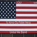 Honor Fallen Heroes by Rosie Brown
