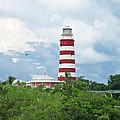 Hopetown Lighthouse by Bob and Nancy Kendrick