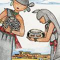 Hopi Manas I by Dalton James
