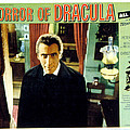 Horror Of Dracula, Christopher Lee, 1958 by Everett