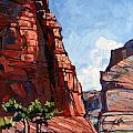 Horse Canyon by Erin Hanson