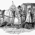 Horse Carriage, 1847 by Granger