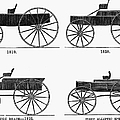 Horse Carriages, 1810-1860 by Granger