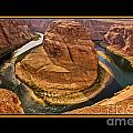 Horseshoe Bend by Larry White