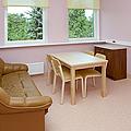 Hospital Waiting Room by Jaak Nilson