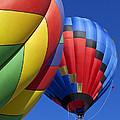 Hot Air Ballons by Garry Gay