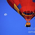 Hot Air Balloon 16 by Bob Christopher