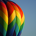 Hot Air Balloon 3 by Ernie Echols