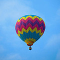 Hot Air Balloon by Azthet Photography