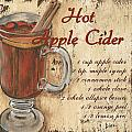 Hot Apple Cider by Debbie DeWitt