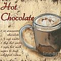 Hot Chocolate by Debbie DeWitt