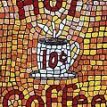 Hot Coffee 10cents by Cynthia Amaral