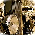 Hot Rod Grille by Customikes Fun Photography and Film Aka K Mikael Wallin