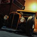 Hot Roddin' by Joel Witmeyer