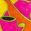 Hot Tea... Cold Juice by Angela L Walker