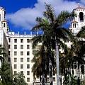 Hotel Nacional De Cuba by Karen Wiles