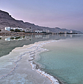 Hotel On The Shore Of The Dead Sea by Noam Armonn